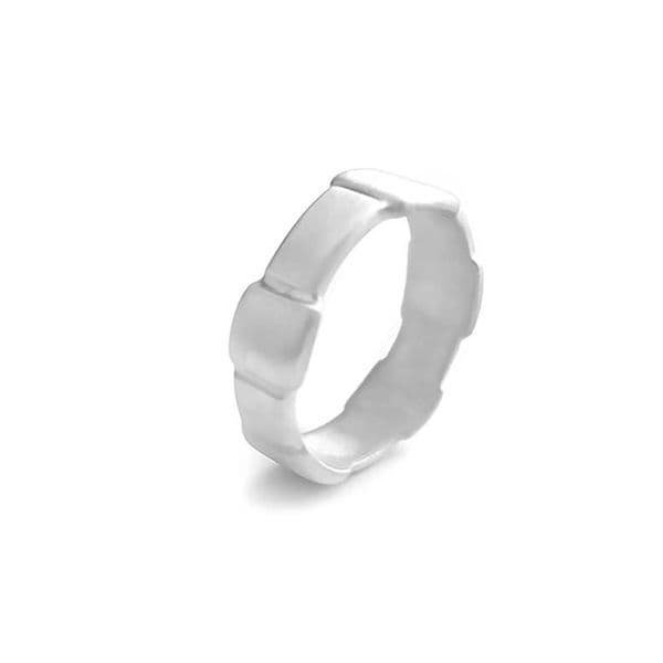 Large Irregular Ring Matte